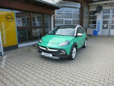 gebraucht Opel Adam Rocks 1.4 Easytronic Faltdach SHZ PDC ALU