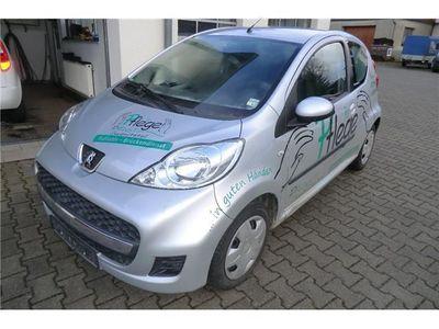 gebraucht Peugeot 107 Style Klima ZV m. FB El. Fensterheber vorn