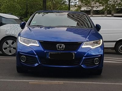 used Honda Civic 1.4 i-VTEC Edition X