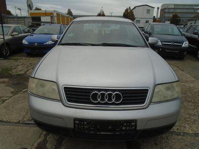 gebraucht Audi A6 6 Limosene- 2,4 Benzin -Servolenkung o.F.,