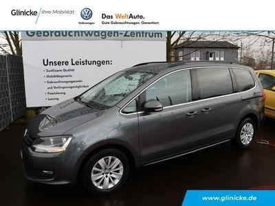 gebraucht VW Sharan Comfortline 2.0 TDI DSG 7-Sitzer Navi