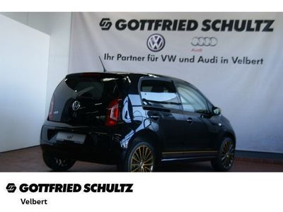 gebraucht VW up! 1.0 high - Klima,Sitzheizung,Alu,Servo,