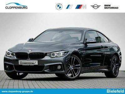 gebraucht BMW 420 i M Sport Navi LED SHZ PDC v+h M Sportpaket