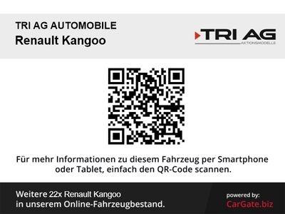 gebraucht Renault Kangoo Limited Deluxe dCi 95 Klimaautom Temp PDC Multif.Lenkrad AUX USB MP3 ESP MAL