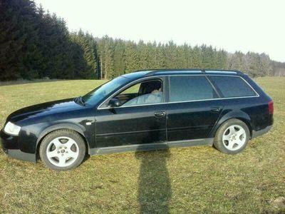 gebraucht Audi A6 2,5 Tdi 179 Ps Klima