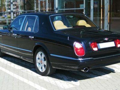 gebraucht Bentley Arnage 6.75l Red Label * Top Zustand *