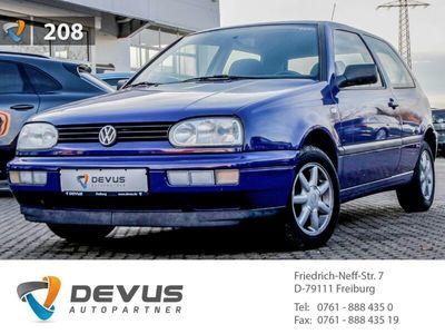 gebraucht VW Golf III 1.8 Bon Jovi Klimaanlage Servo Sportsit