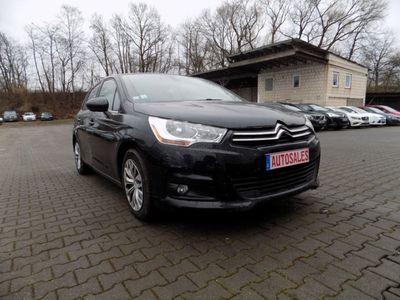 gebraucht Citroën C4 Lim. Business 110 STAR-STOP-AUTOMATIK-NAVI-KL