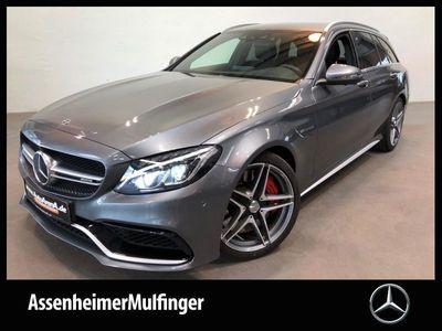 gebraucht Mercedes C63 AMG AMG S T **DriverŽs Package/HUD/360°/Distr