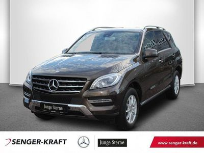 gebraucht Mercedes ML250 CDI BlueTEC Navi Sitzhzg Park-Assi Xenon