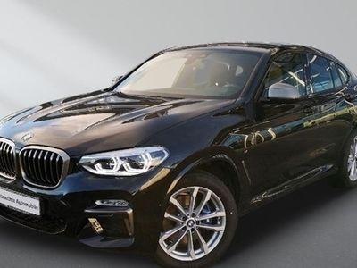 gebraucht BMW X4 M40d Navi Prof. Sport Aut. Klimaaut. HIFI RFT