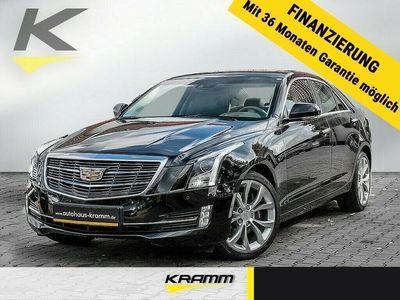 gebraucht Cadillac ATS 2.0T Premium AWD SHZ BOSE HGSD HUD NAVI EU6