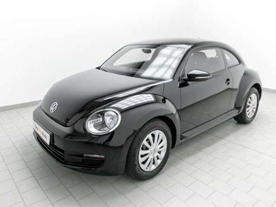 gebraucht VW Beetle 2.0 TDI Klima GRA MP3 Bluetooth