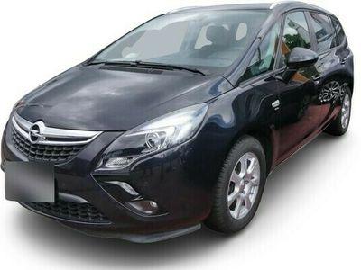 gebraucht Opel Zafira Tourer 1.6 CDTI drive ecoFlex S 7-Sitzer NAVI PDCv+h