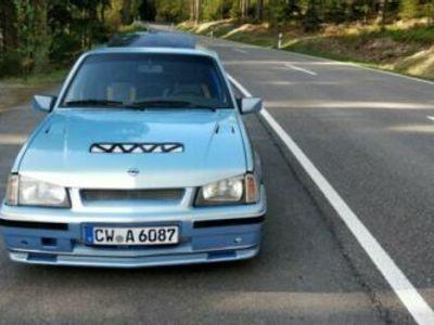 used Opel Ascona C