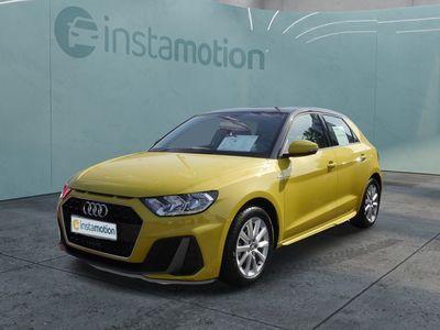 gebraucht Audi A1 Sportback A1 S line 30 TFSI - PDC.SHZBLUETOOTH