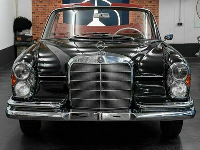 gebraucht Mercedes 220 SEB 1963