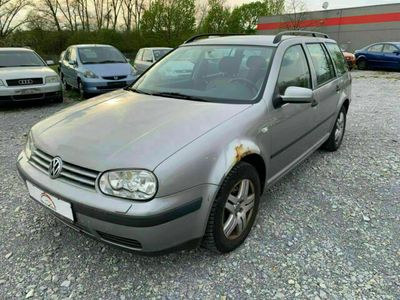 gebraucht VW Golf IV 1.9 TDI Variant Special * Klima *