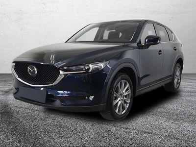 gebraucht Mazda CX-5 SKYACTIV-G 194 Aut. AWD Sports-Line ACC
