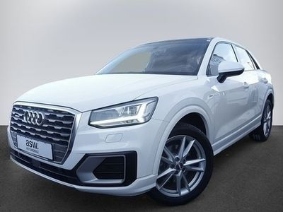 gebraucht Audi Q2 sport 2.0 TFSI quattro 140 kW (190 PS) S tronic