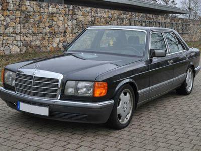 gebraucht Mercedes 500 SE * AUTOMATIC - AMG ALUFELGEN *