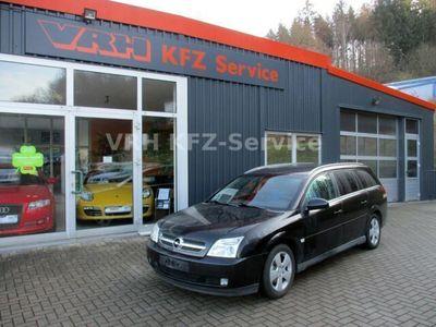 gebraucht Opel Vectra C Caravan 2.2 direct Elegance *Tempo.*LM