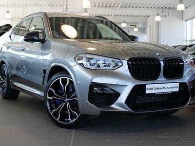 gebraucht BMW X3 MCOPETITION