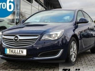 gebraucht Opel Insignia 1.4 Turbo ecoFLEX Edition (Navi Klima)