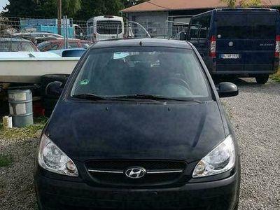 gebraucht Hyundai Getz VerkaufeDiesel
