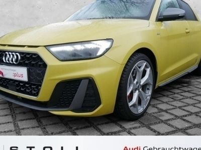 gebraucht Audi A1 Sportback S line 40 TFSI Sport S-line+SitzHZG+DAB+PDC+++