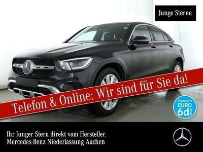 gebraucht Mercedes 200 GLCCp. 4M AMG Multibeam SHD Keyl-GO Kamera
