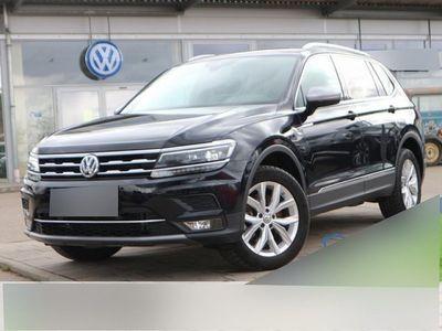 gebraucht VW Tiguan Allspace 2.0 TSI DSG 4-MOTION HIGHLINE 7-SITZER AHK+PANO...
