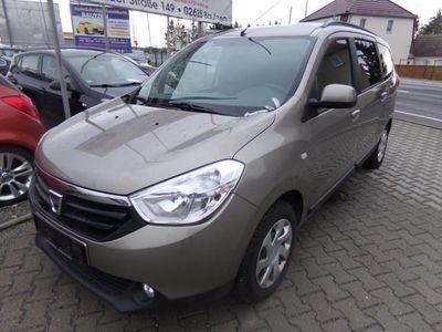 käytetty Dacia Lodgy TCe 115 Laureate, Klima, Tempomat