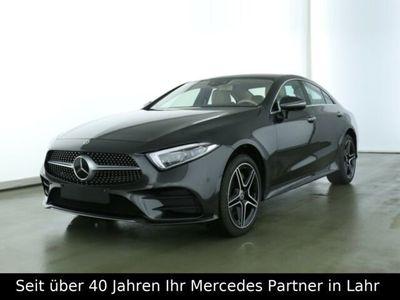gebraucht Mercedes CLS400 d 4Matic 9G AMG Line HUD Wide KeylGo Distronic