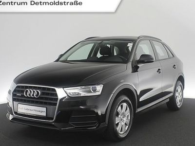 gebraucht Audi Q3 2.0 TDI qu. Navi Xenon PDC Keyless 6-Gang