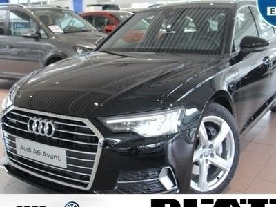 gebraucht Audi A6 Avant sport S tronic S line 45 TFSI quattro LED