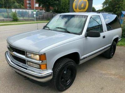 gebraucht Chevrolet Tahoe 5.7 B / V8 * US * 190Kw * Leder * Klima *
