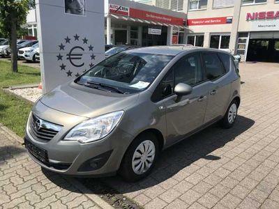 gebraucht Opel Meriva 1.4 Design Edition*Klima\/AHK*