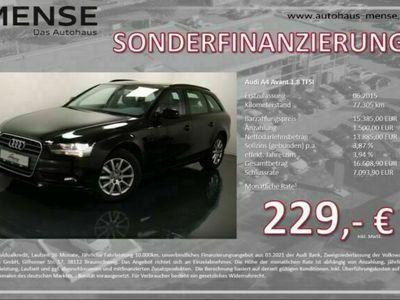 gebraucht Audi A4 Avant 1.8 TFSI Navi GRA SHZG
