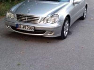 gebraucht Mercedes 200 Kompressor