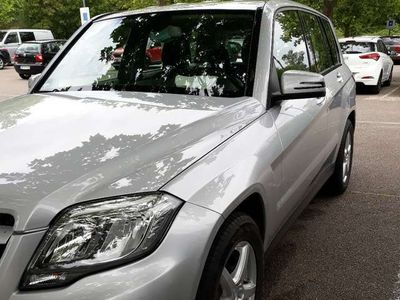 gebraucht Mercedes GLK200 CDI (BlueEFFICIENCY) 7G-TRONIC
