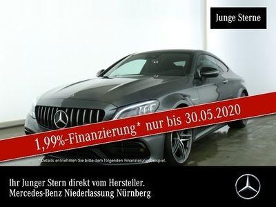 gebraucht Mercedes C63 AMG AMG Cp. Night PerfAbg Pano Distr. Burmester