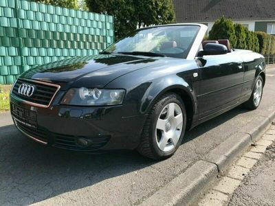 gebraucht Audi A4 Cabriolet 1.8 T**Voll elkt.Verdeck**Automatik