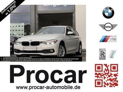 gebraucht BMW 320 d Touring Aut. Navi Shz PDC Tempomat Freispr.