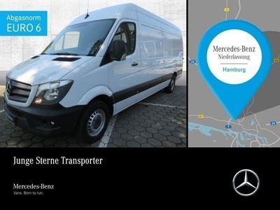 gebraucht Mercedes Sprinter 314 Kasten Hochdach Lang PTS Temp