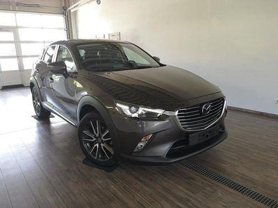gebraucht Mazda CX-3 2.0150PS AWD+LED+TEMP+NAVI+LEDER+ACC