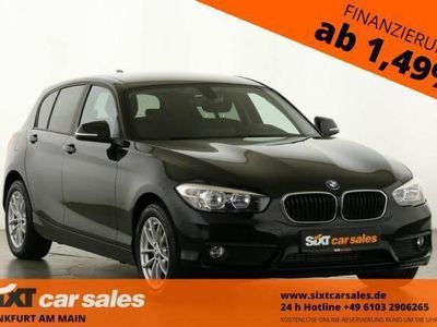 gebraucht BMW 116 i Navi Sitzhzg ParkPilot