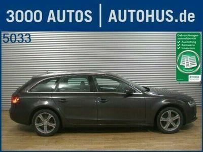 gebraucht Audi A4 Avant 2.0 TDI Quattro Ambition Navi Sound AHK