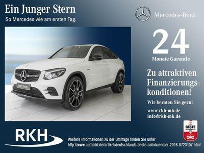 gebraucht Mercedes GLC43 AMG GLC 43 AMG Mercedes-AMG4MATIC Coupé Navi/SHD/Autom.