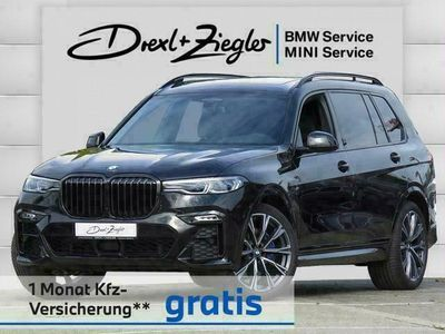 gebraucht BMW X7 M50i 6-Seat AHK ACC SCA SkyLounge Laser 22Z